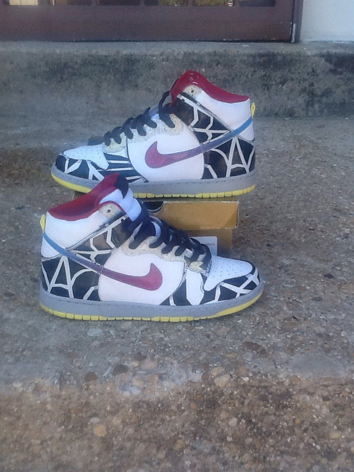separation shoes 97409 7d7fc Nike Dunk High SB