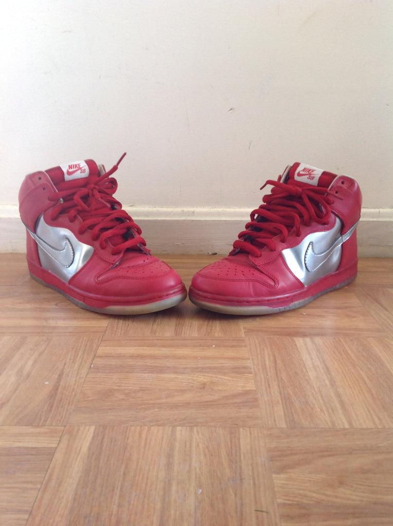 best website 13fa8 651a6 Nike Dunk High Premium SB