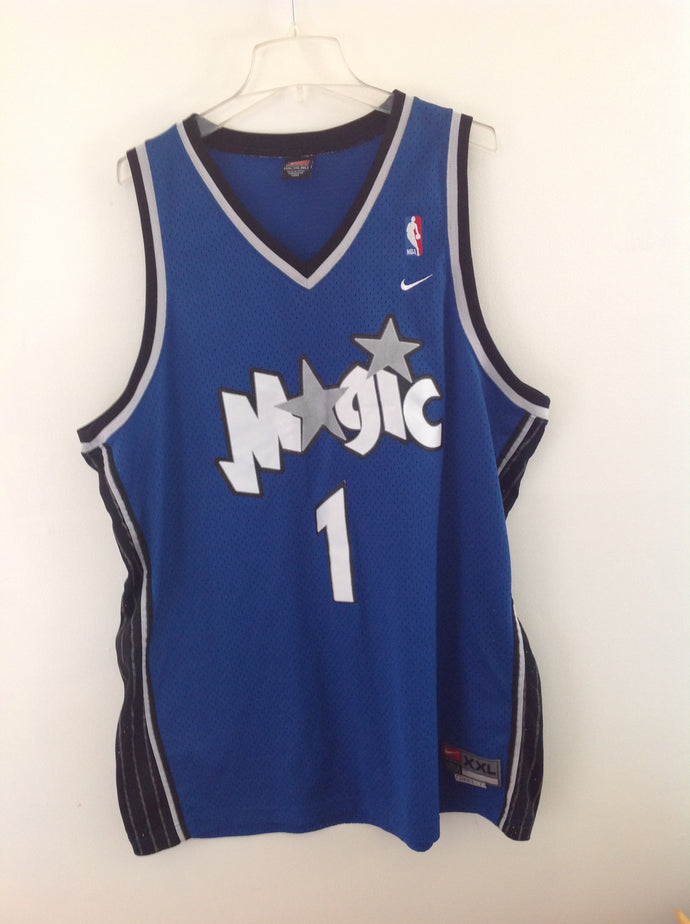 huge discount a0875 3f7ce Vintage Orlando Magic Tracy McGrady Jersey – ArrayOfSoles