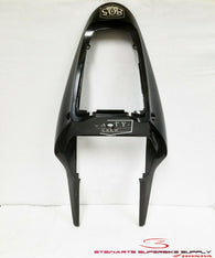 2002 - 2003 HONDA CBR954RR OEM BLACK REAR TAIL FAIRING SIDE COVER 02 03 CBR 954