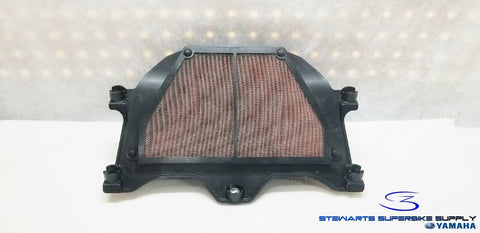 06 07 YAMAHA YZF-R6 OEM AIR FILTER ELEMENT 2C0-14450-01-00 R6 R6R     2