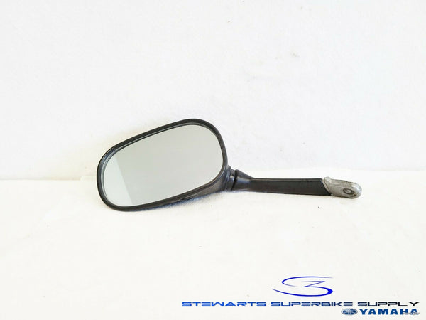 2002 - 2003 YAMAHA YZF R1 OEM LEFT REAR VIEW MIRROR ASSY 02 03 YZFR1 5PW-26280