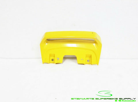 1988 - 2007 KAWASAKI NINJA EX250 OE YELLOW REAR GRIP SUBFRAME PASSENGER GRAB BAR