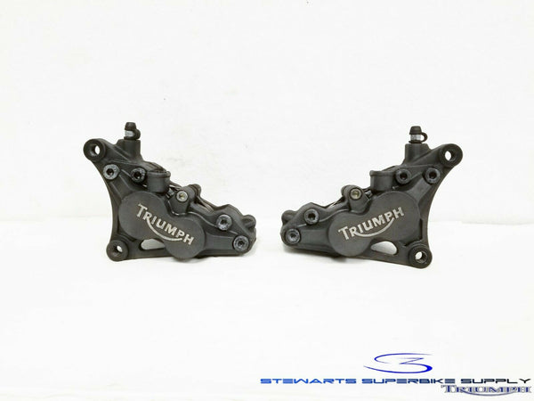 1999 - 2012 TRIUMPH SPRINT ST RS 955 1050 OEM FRONT BRAKE CALIPERS LEFT RIGHT