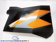 2015 2016 Polaris RZR 1000 XP 4 REAR LEFT SIDE DOOR SKIN 5450892 ORANGE NEW