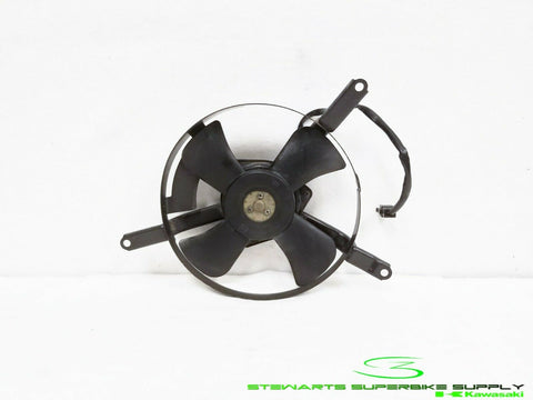 1998 - 2003 KAWASAKI NINJA ZX9R OEM ENGINE RADIATOR FAN COOLING MOTOR 98 99 - 03