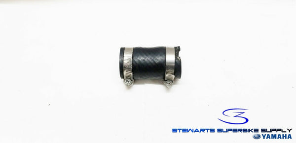06 - 16 YAMAHA YZF R6 RADIATOR HOSE 3 2C0-12578-00-00 R6R UPPER LEFT FRONT TOP