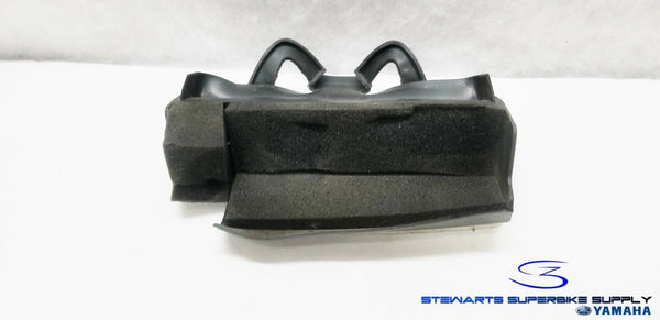 06 - 07 YAMAHA YZF R6 BATTERY FOAM COVER SUBFRAME BATTERY TRAY CUSSION R6R