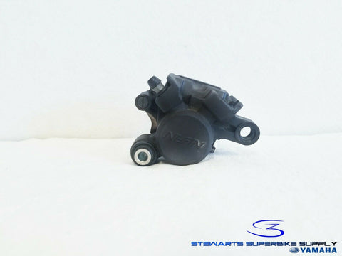 2006 - 2016 YAMAHA YZF R6 OEM REAR BRAKE CALIPER R6R BACK GOOD PADS YZF-R6 2