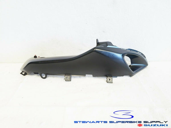 2005 - 2006 SUZUKI GSXR1000 FRONT RIGHT SIDE AIR INTAKE DUCT COVER FAIRING COWL