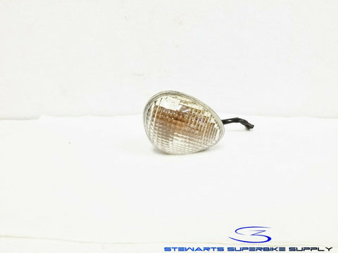 1999 - 2004 TRIUMPH SPRINT ST 955 OEM FRONT LEFT TURN SIGNAL INDICATOR BLINKER