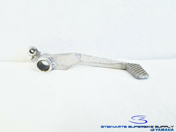 2006 - 2019 YAMAHA YZF R6 OEM REAR BRAKE LEVER FOOT PEDAL 06 - 19 R6R STOP 2