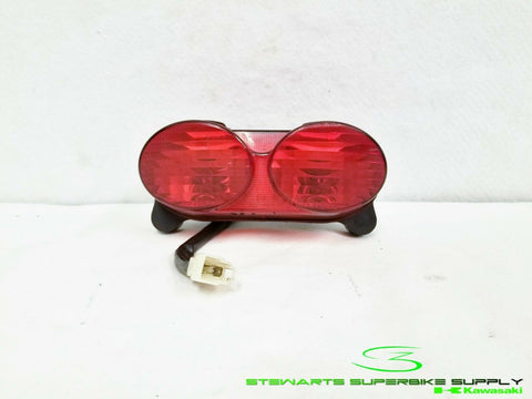 KAWASAKI NINJA ZX9R ZX6R ZR7 OEM REAR BRAKE TAIL LIGHT 98 99 00 01 02 ZX6 ZZR600
