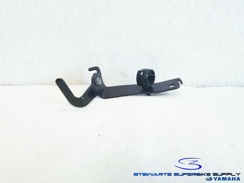 2008 - 2016 YAMAHA YZF R6 R6R REAR BRAKE MASTER CYLINDER RESERVOIR BRACKET MOUNT