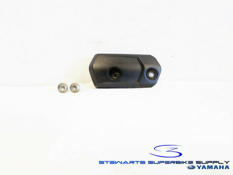 03 04 05 YAMAHA YZF R6 06 07 08 09 R6S OEM REAR WHEEL SWINGARM COVER 1 SLIDER