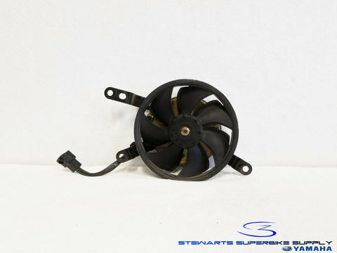 2004 - 2006 YAMAHA YZF R1 OEM LEFT RADIATOR FAN MOTOR BLOWER 04 05 06 YZFR1 1