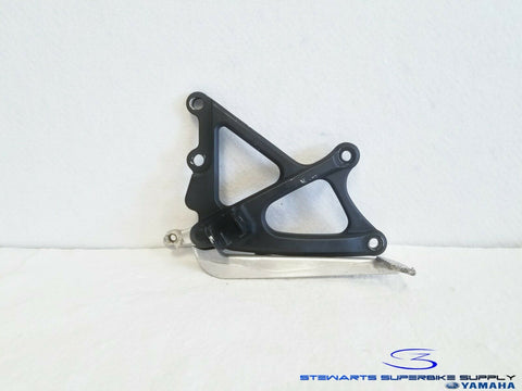 2012 - 2014 YAMAHA YZF R1 OEM FRONT RIGHT REARSET FOOTREST BRACKET BRAKE LEVER