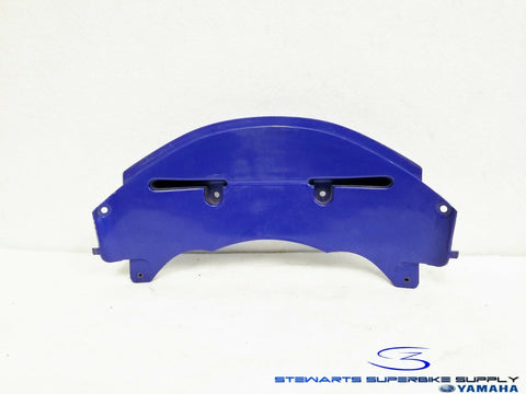 1997 - 2007 YAMAHA YZF600R BLUE FRONT UPPER BODY COVER 97 - 07 YZF 600R