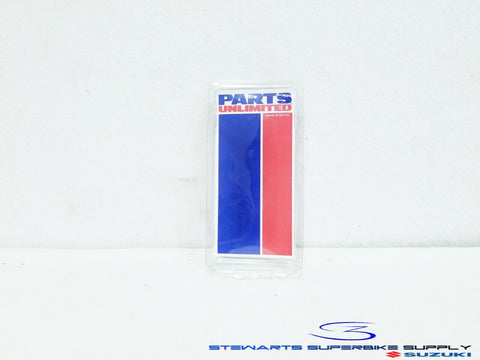 PARTS UNLIMITED FS-015 FRONT FORK SEALS - 37mm x 48mm x 12.5mm HONDA GL1000 SEAL