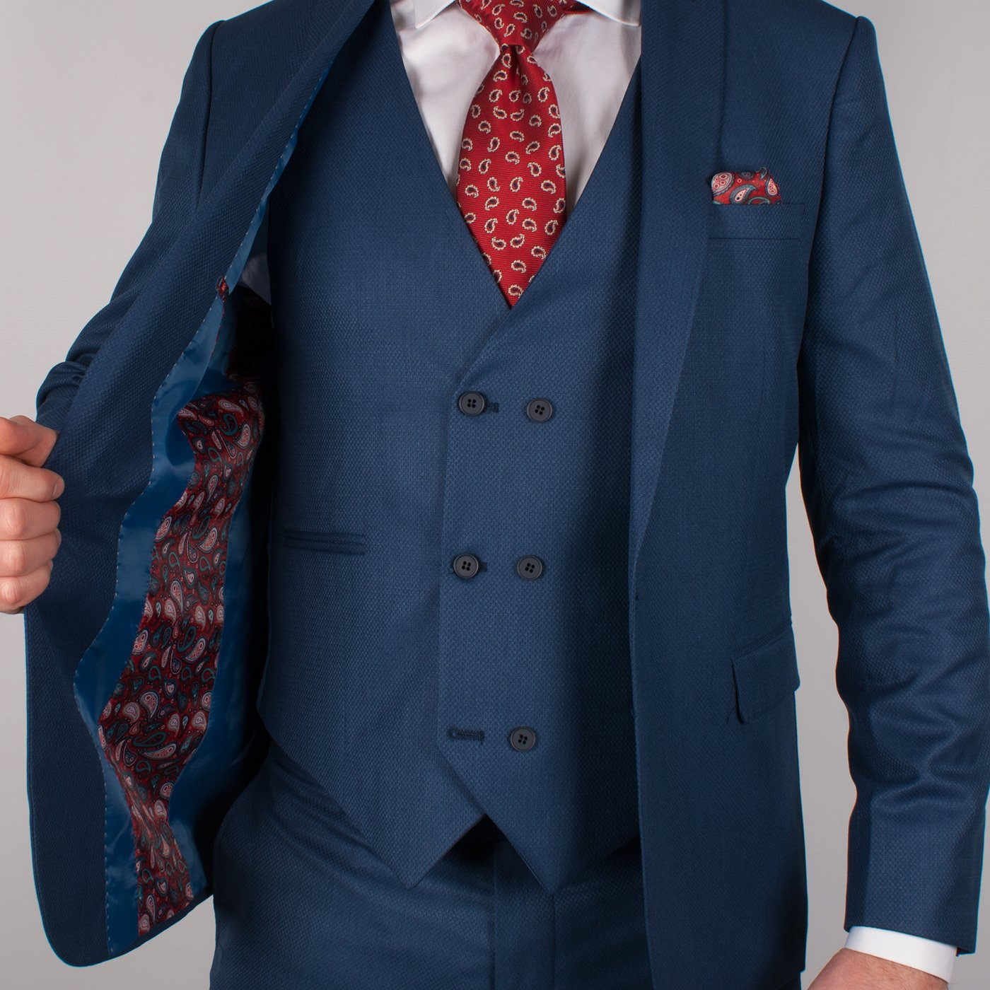 Scott Peak Lapel Suit