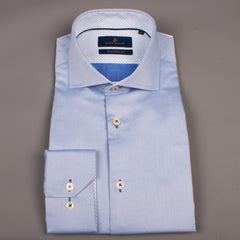 Cutaway Collar Shirt Sky Blue
