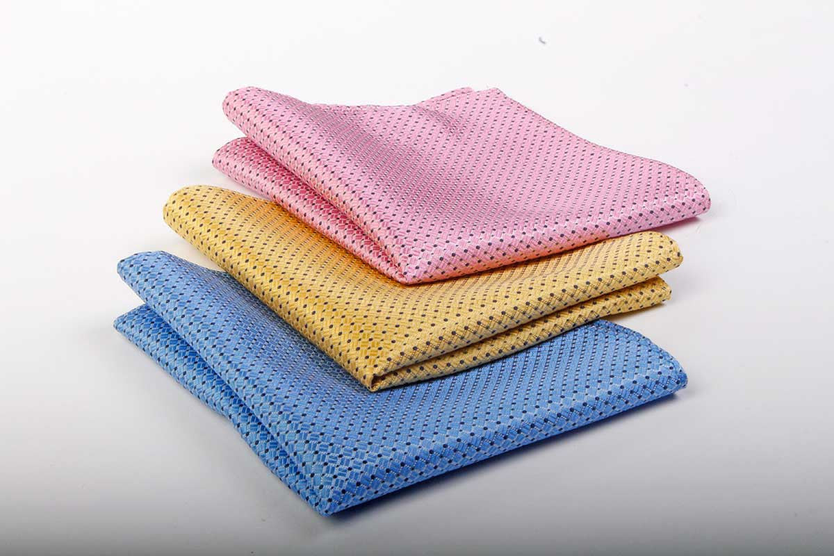 Dotted Squares (3 Colours)