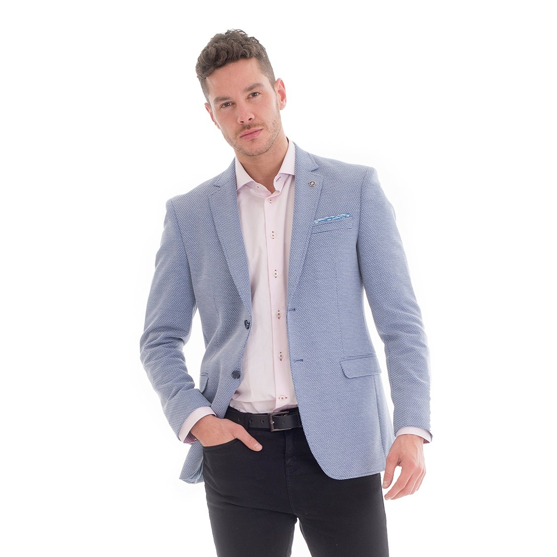 Porto Cotton Blazer