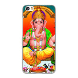 Ganesha transparent clear hard Case for Xiaomi Mi 5 5s Plus 4 4s redmi note 4 3 4Pro - KatraBAZAAR
