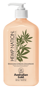 HN Citrus & Champagne After Tan Lotion