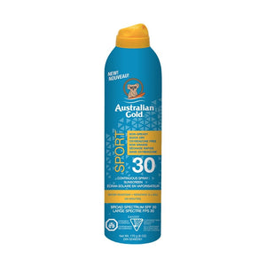Continuous Spray Sport - SPF 30