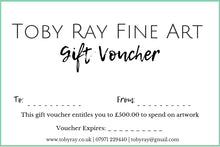 Fine Art Gift Voucher (Choose Amount)