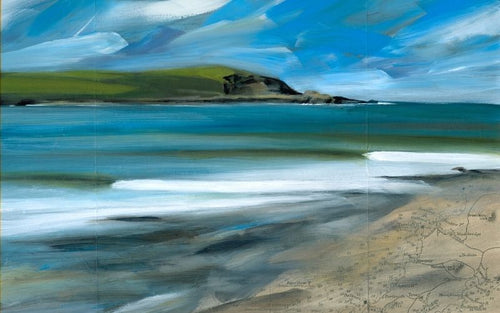 painting of daymer bay