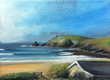 Painting of Boobys Bay