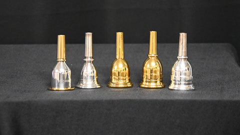JC Custom Tuba Mouthpieces