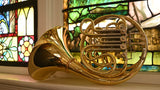 C.G. Conn 11DES F/B♭ French Horn with Screw Bell