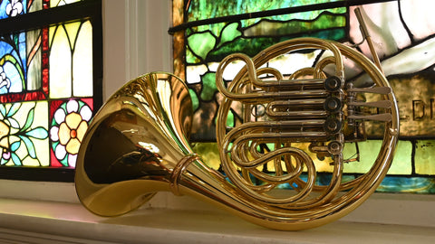C.G. Conn 7DS F/B♭ French Horn with Screw Bell