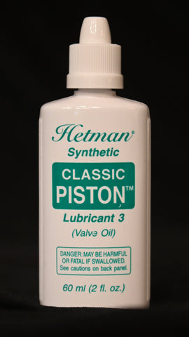 Hetman Classic Piston Oil #3