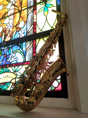 P. Mauriat 97A Alto Saxophone - Brand New