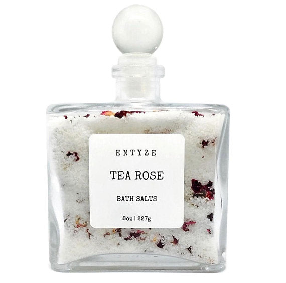 Tea Rose Bath Salts