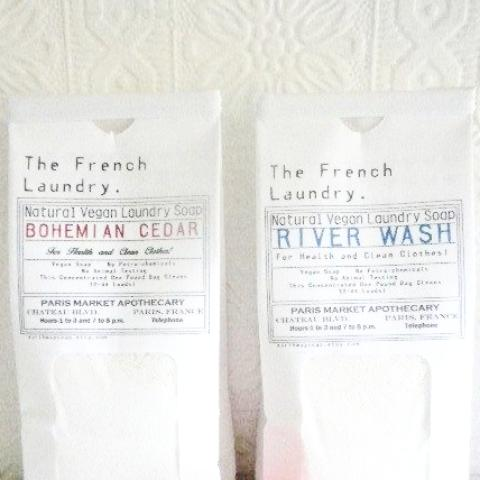 Mini Laundry Soap bags