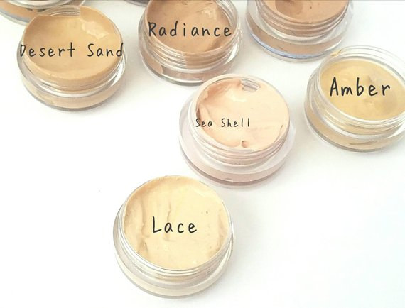 Vegan Liquid Foundation