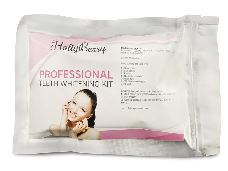 Teeth Whitening Kit for a Beautiful Smile :)