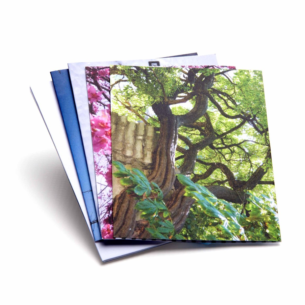 "Greeting Cards with Envelopes product image - included with Dr. Don's Care Packages' Sympathy Care Package + ""Living With Loss"" Grief Journal Product Bundle."