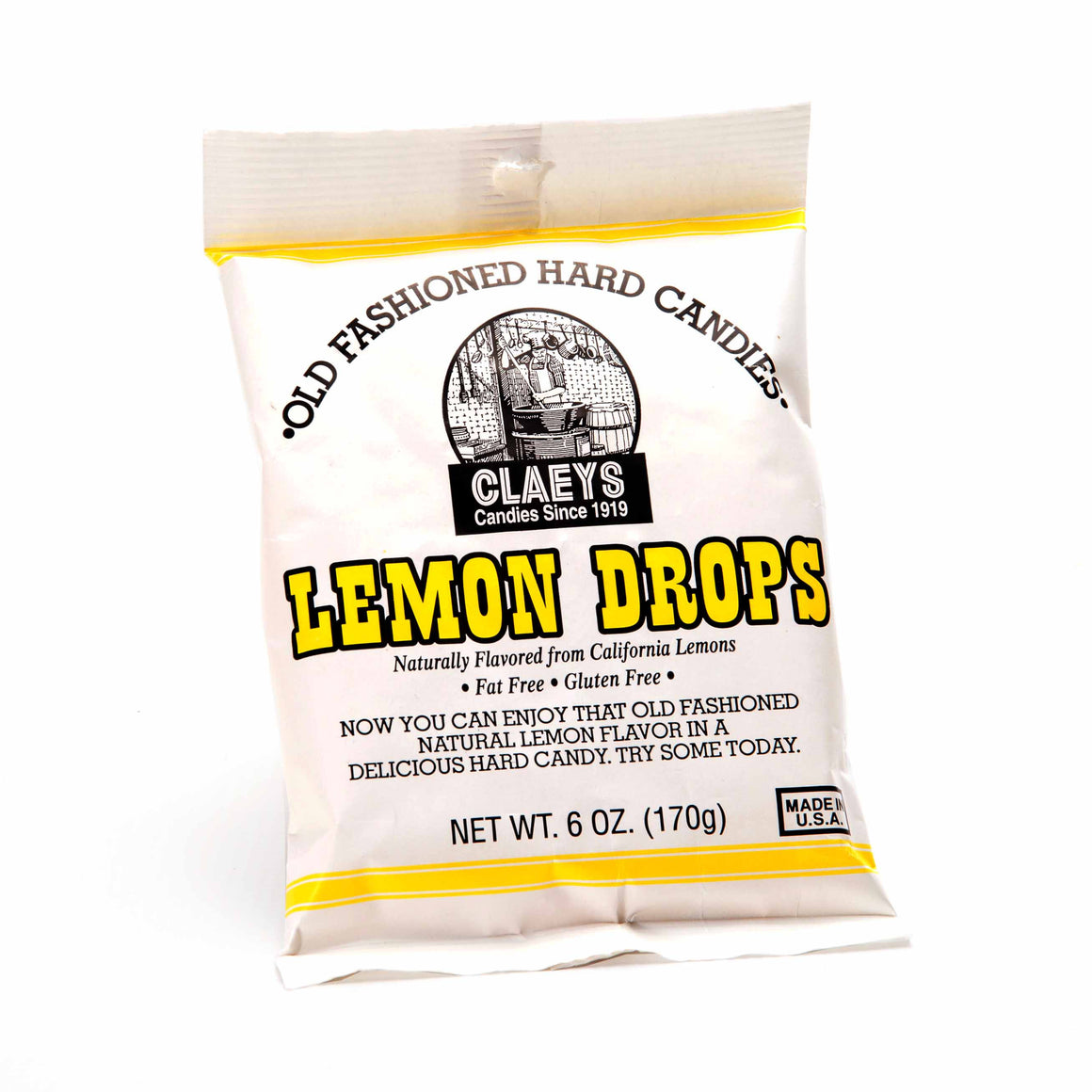 Hydrating Lemon Drops product image - included with Dr. Don's Care Packages Get Well Soon Care Package.