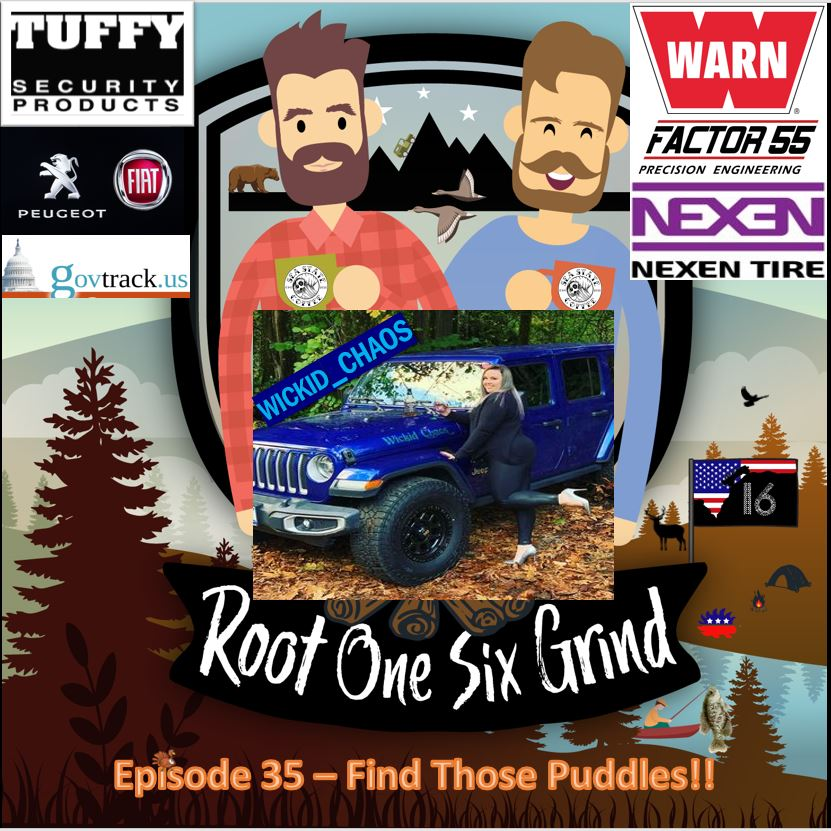 Episode 35 - Find Those Puddles