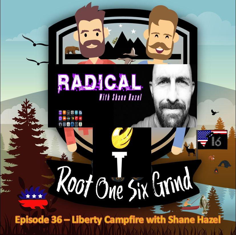 Episode 36 - Liberty Campfire with Shane Hazel