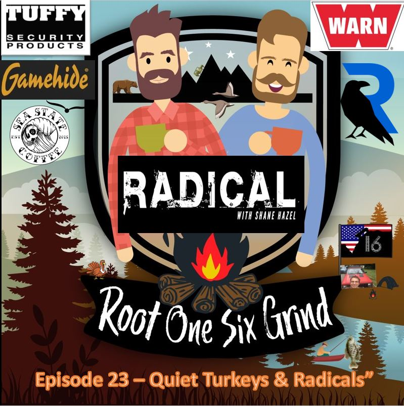 Episode 23 - Quiet Turkeys & Radicals