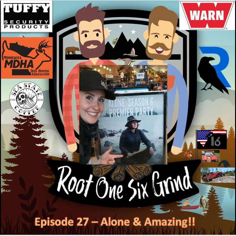 Episode 27 - Alone and Amazing
