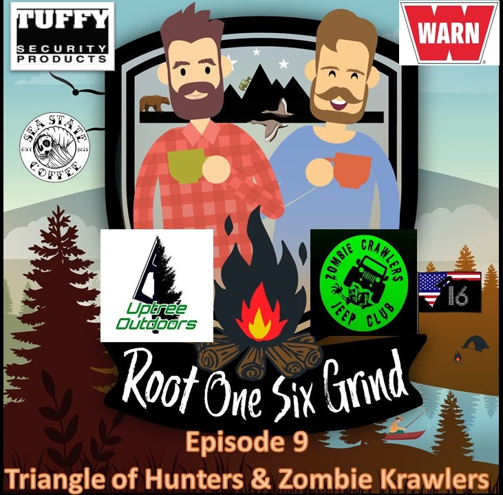 Episode 9 - Triangle of Hunters and Zombie Krawlers