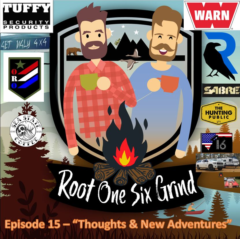 "Episode 15 - ""Thoughts & New Adventures"""